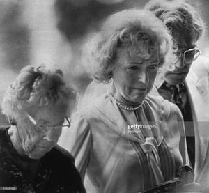 Allen Ludden's Funeral