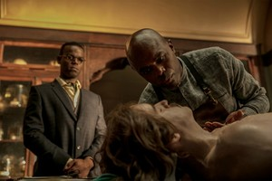 """American Gods """"A Prayer for Mad Sweeney"""" (1x07) promotional picture"""