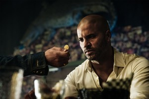 """American Gods """"The Secret of Spoon"""" (1x02) promotional picture"""