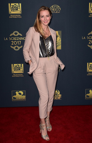 Amy Acker at zorro, fox LA Screenings Gala 2017
