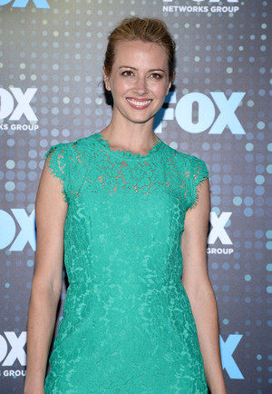 Amy Acker at the volpe Upfronts 2017