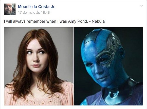 Amy Pond Обои titled Amy Pond