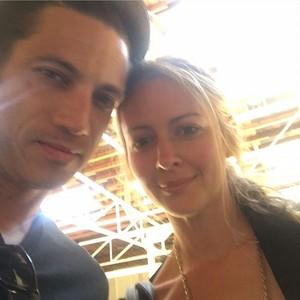 Amy and James