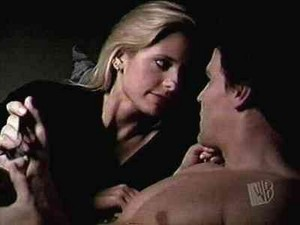 Angel and Buffy 104