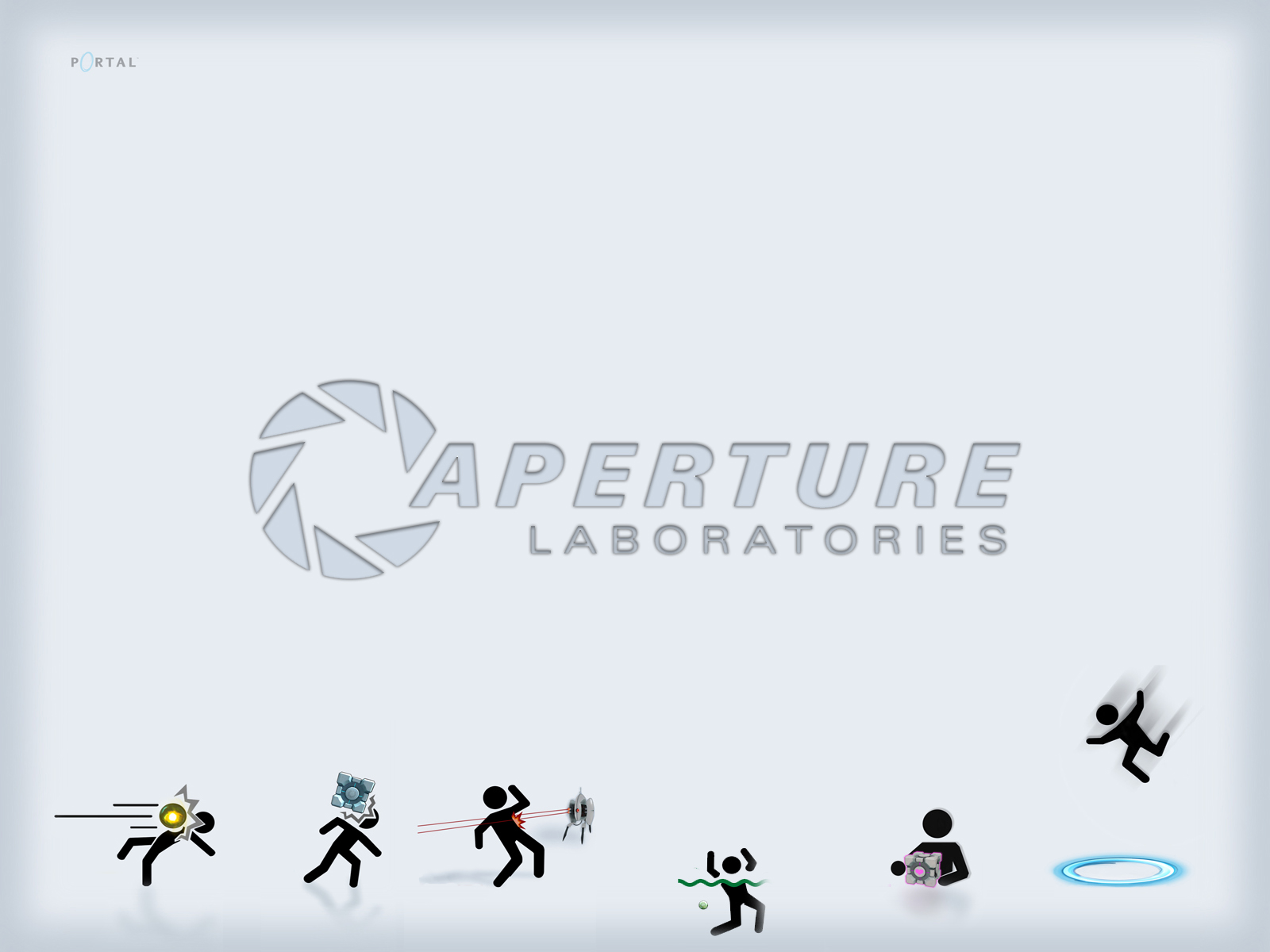 portal - the game images aperture laboratories hd wallpaper and