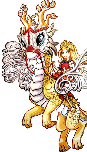 mela, apple White Dragon Games