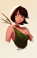 Ashi - samurai-jack fan art