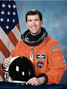 Astronaut Rick Husband