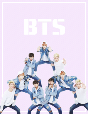 BTS Fan Edit