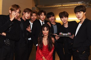 BTS at the Billboard Music Awards 2017