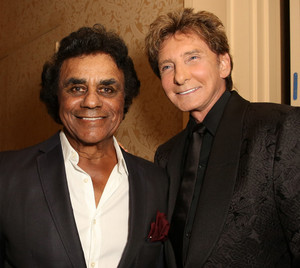 Barry And Johnny Mathis