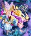 Beautiful Fairies - bright-colors photo