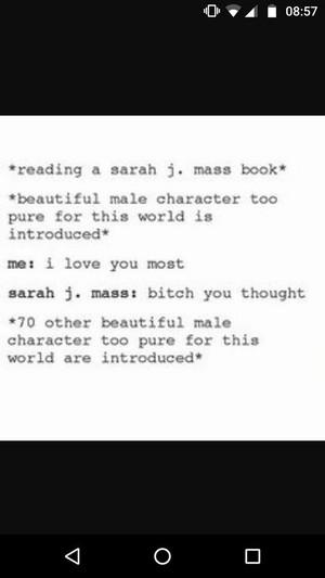 Beautiful Male Characters