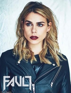 Billie Piper 'Fault Magazine'