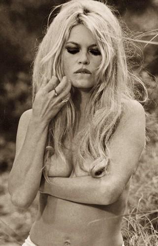 Brigitte Bardot karatasi la kupamba ukuta entitled Brigitte Bardot