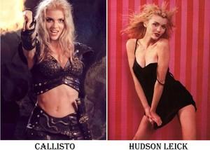 Callisto - Hudson Leick