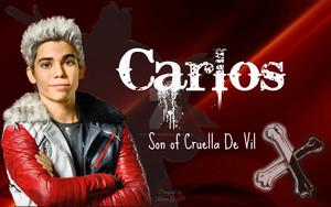 Carlos disney descendents
