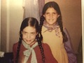 Cassandra and Carrie - carrie-and-cassandra-ingalls photo