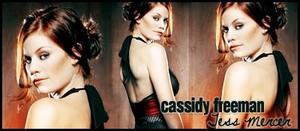 Cassidy Freeman Banner