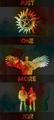 Castiel, Sam and Dean - supernatural fan art