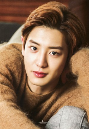 Chanyeol for Haruhana Magazine Vol.42
