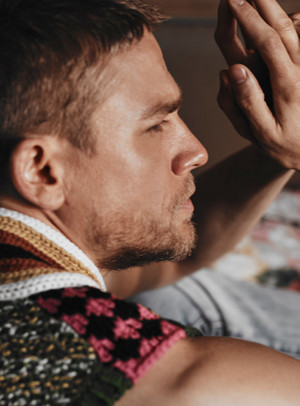 Charlie Hunnam - InStyle Photoshoot - 2017