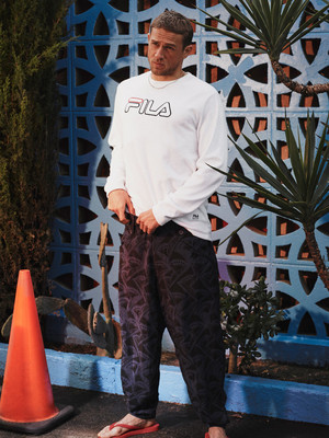 Charlie Hunnam - InStyle Photoshoot - 2017
