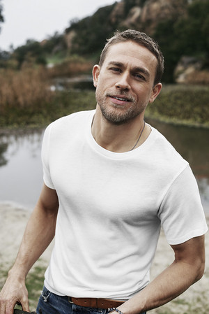 Charlie Hunnam - Men's Health Photoshoot - 2017