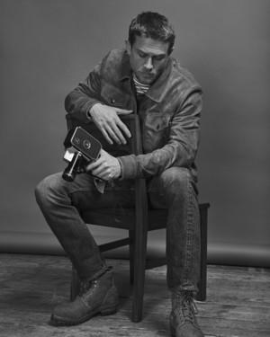 Charlie Hunnam - Mr Porter Photoshoot - 2017
