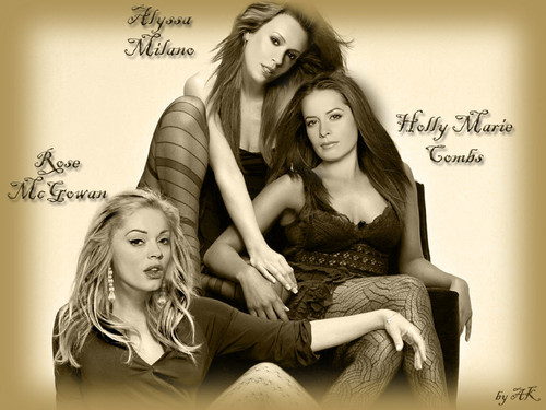 Charmed wallpaper titled Charmed