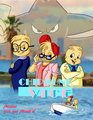 Chipmunk Vice - alvin-and-the-chipmunks wallpaper