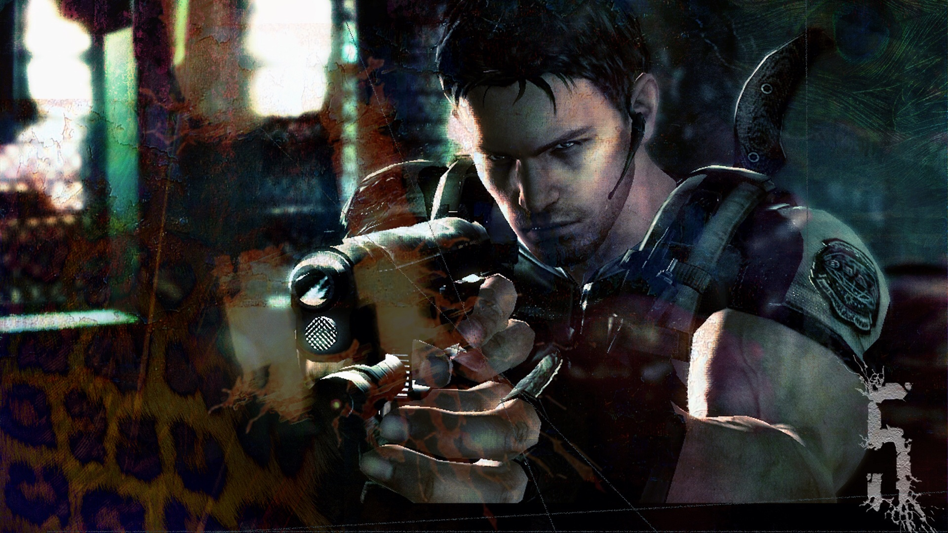 Hd wallpaper resident evil - Resident Evil 5 Images Chris Redfield Hd Wallpaper And Background Photos