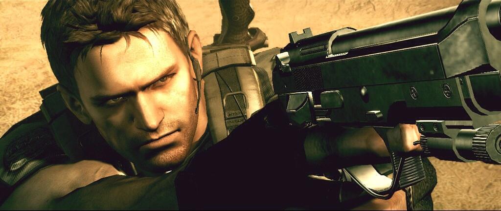 Chris Redfield Resident Evil 5 Photo 40449943 Fanpop