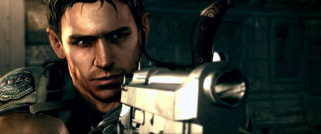 Chris Redfield Resident Evil 5 Photo 40449947 Fanpop