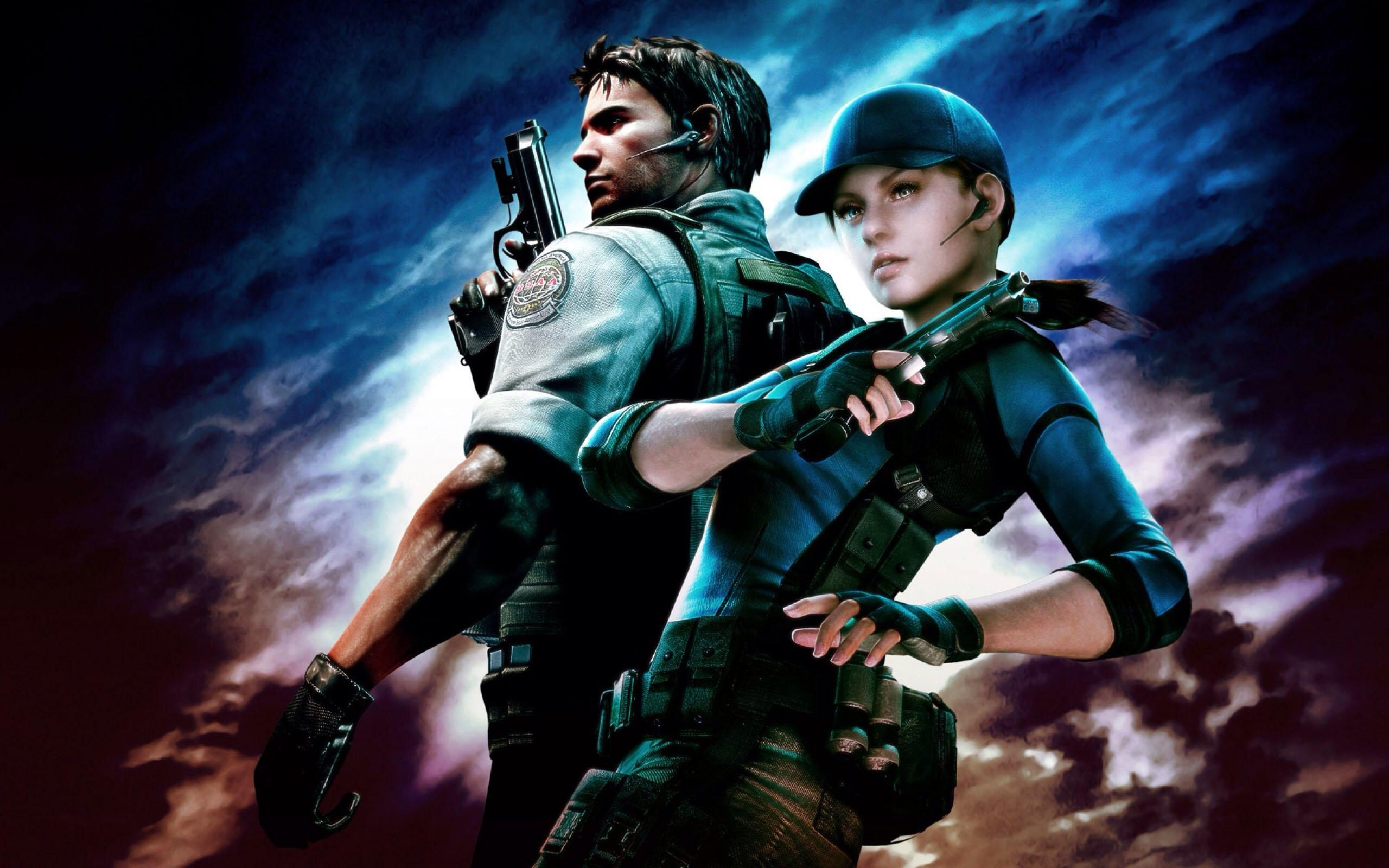 Resident Evil Film Series Based On The Video Games Part 1 2