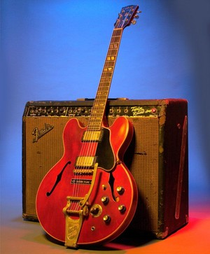 Chuck Berry's Guitar