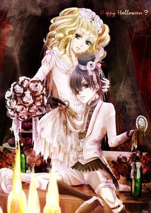Ciel x Elizabeth