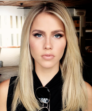 Claire Holt बी टी एस for Rogue Magazine