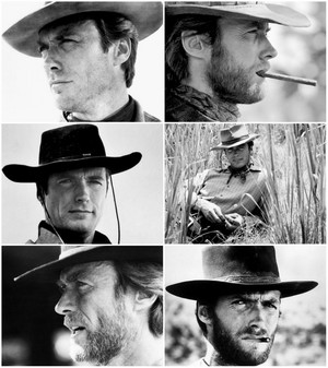 Clint Eastwood...random cowboy pictures