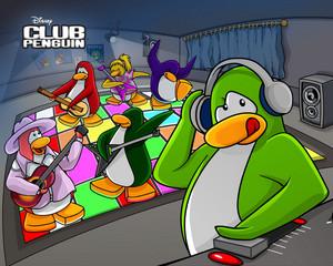 Club पेंगुइन Disco Club