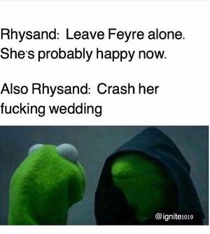 Crash her wedding
