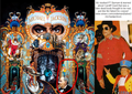 DANGEROUS ALBUM PT BARNUM  - michael-jackson photo