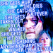 Daryl and Carol - the-walking-dead icon