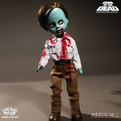 Living Dead Dolls karatasi la kupamba ukuta entitled Dawn of the Dead