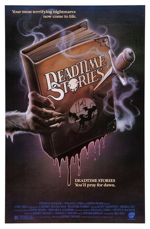 Dead Time Stories (Poster)
