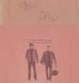 Dean and Sam - supernatural fan art