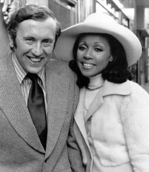Diahnn Carroll And David Frost