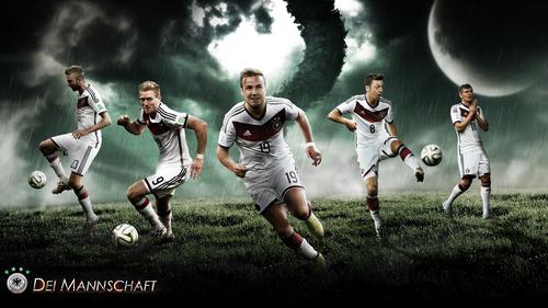 Germany Football Team - Die Mannschaft... - Germany Football Team ...