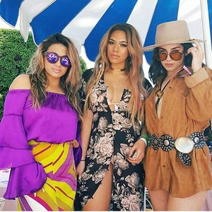 Dinah Ally and Lauren