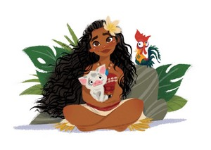 Disney Classic Stories: Moana